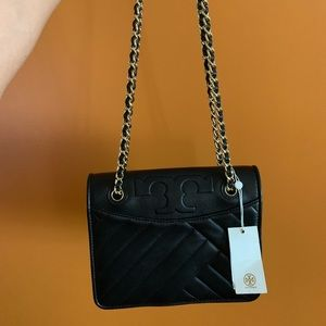Tory burch flap bag